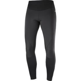 Salomon Trail Runner Leggings Dames, black/black